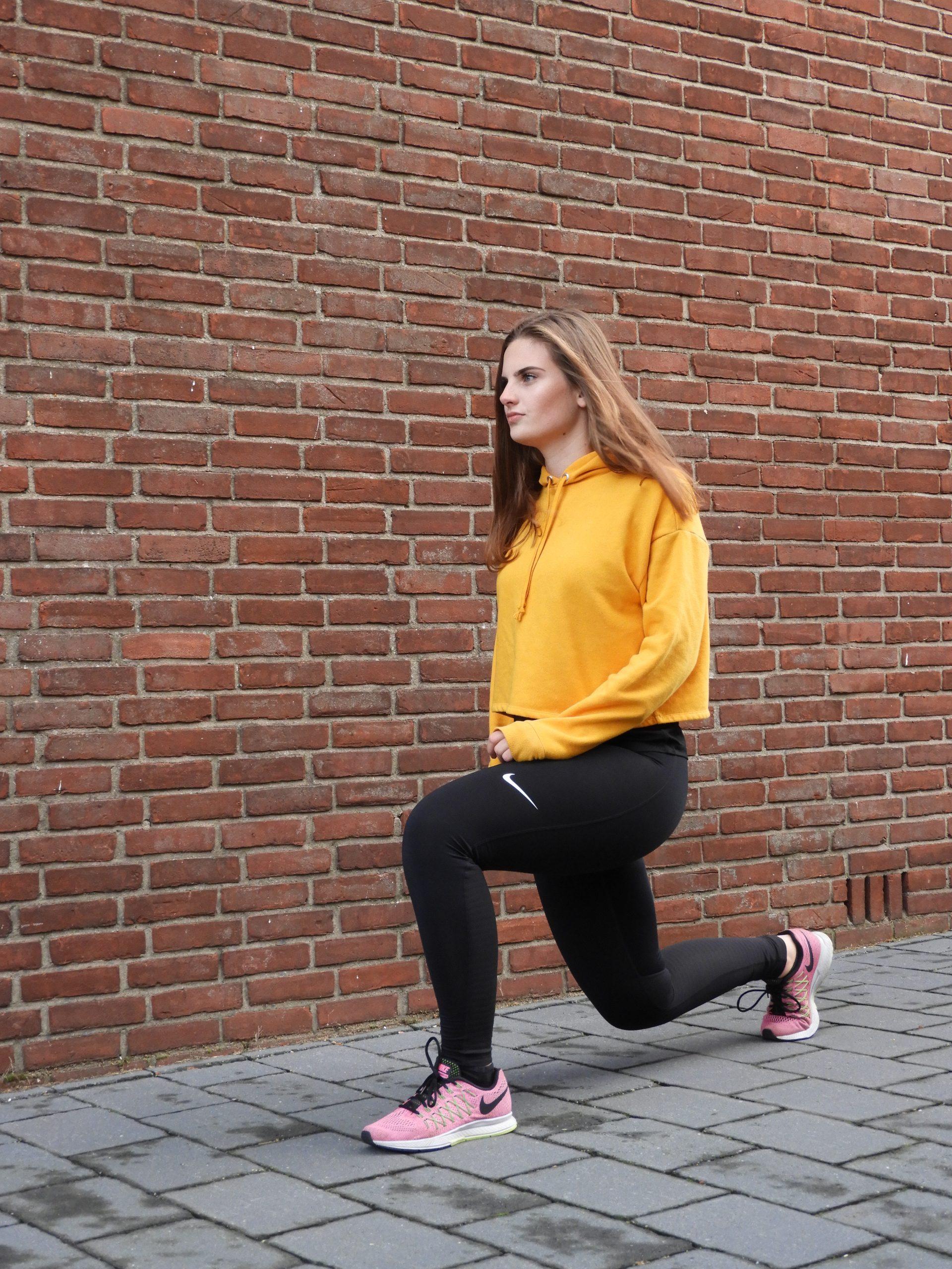 Mijn favoriete lichaamsgewicht oefeningen – workout ideeën