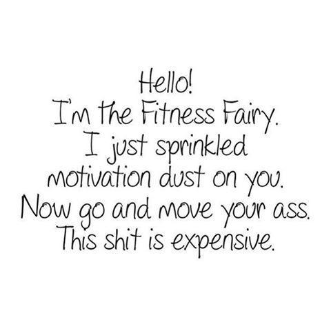 Fitness-fairy